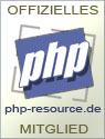 php script resource